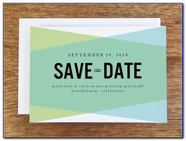 Free Save The Date Birthday Templates For Word