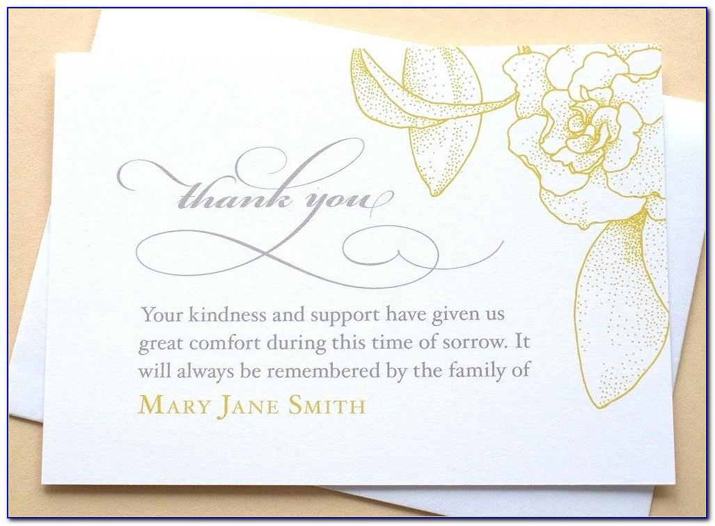 Free Sympathy Card Templates For Word