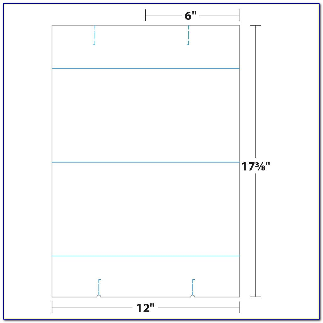 Free Table Tent Template Publisher
