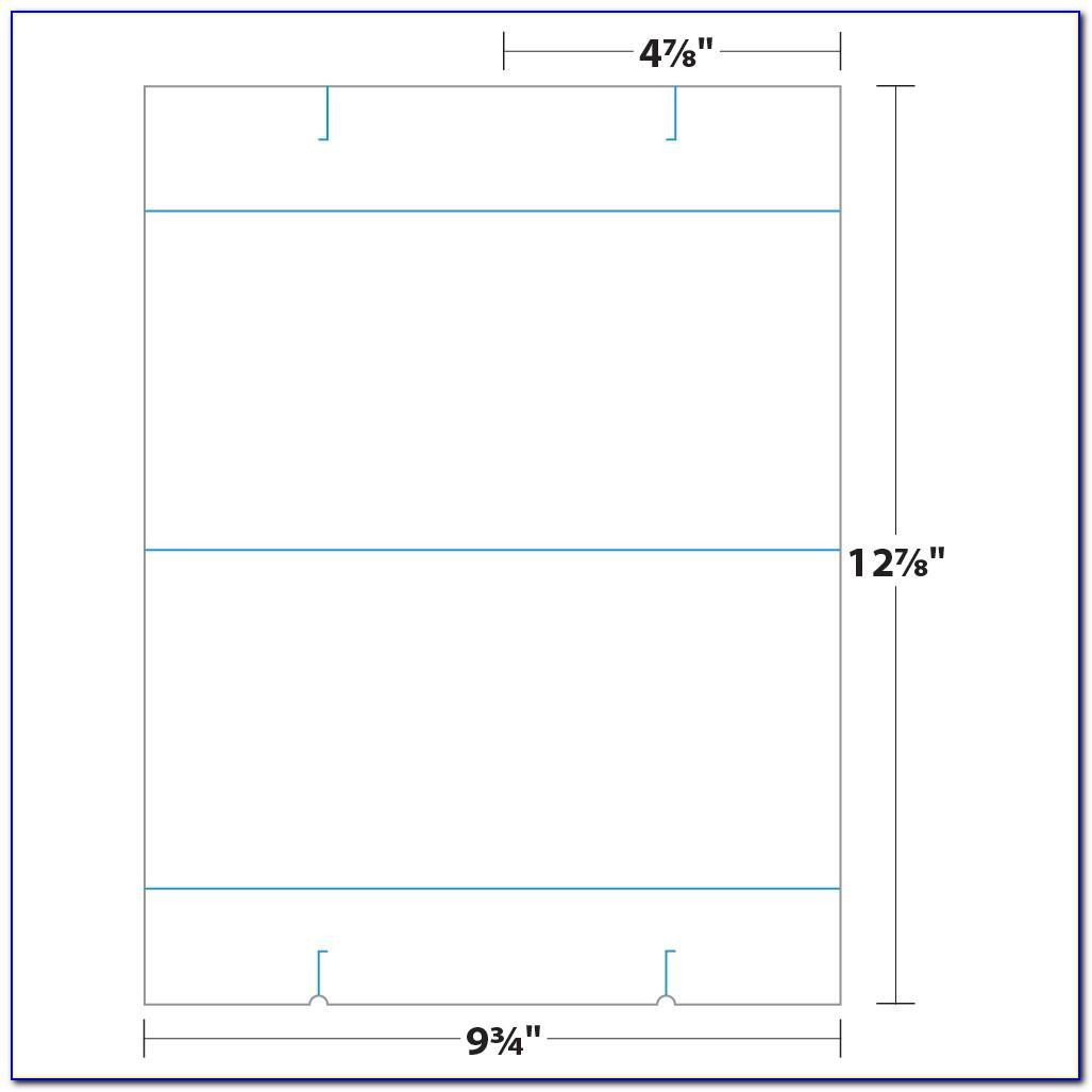 Free Table Tent Templates Printable
