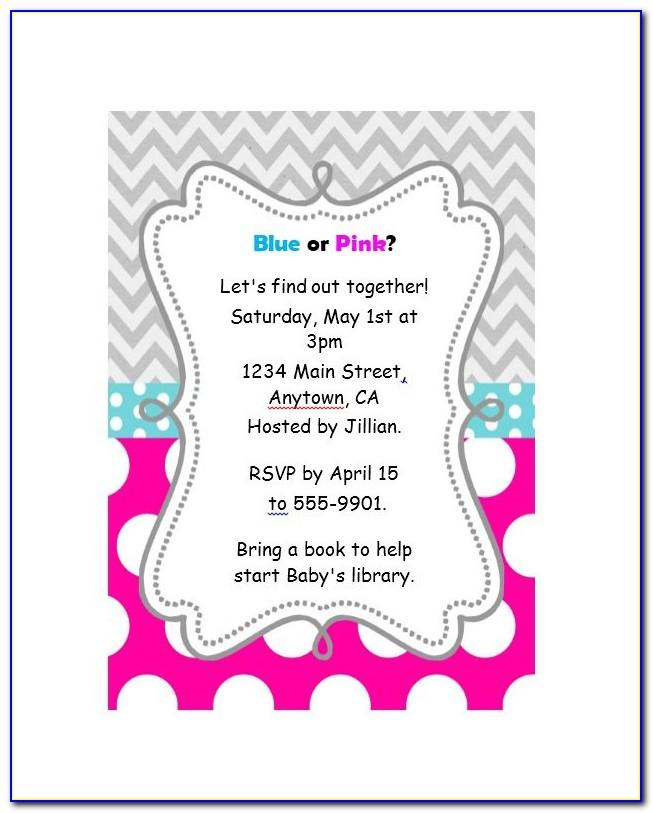 Gender Reveal Photoshop Templates