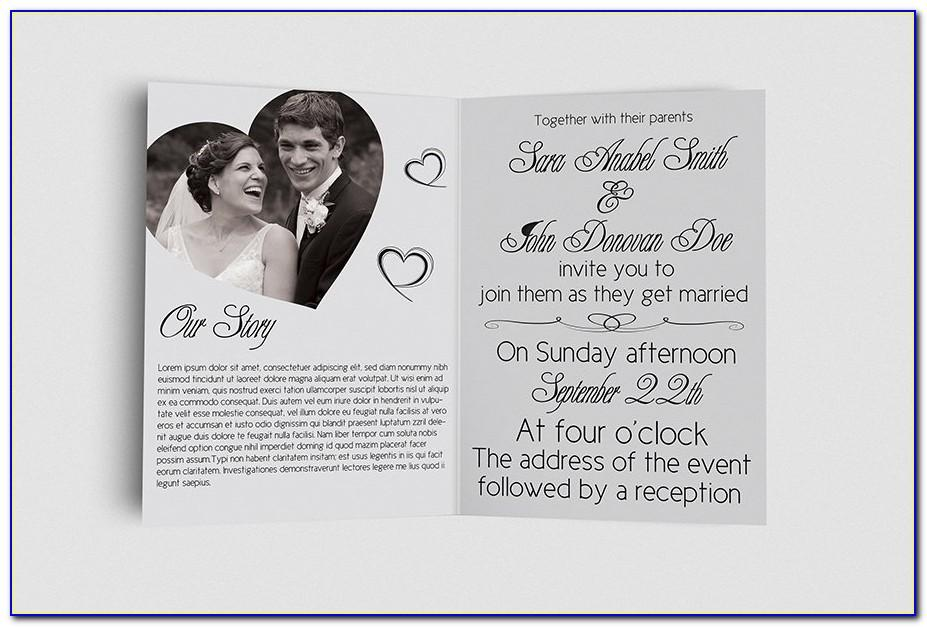 Indian Wedding Invitation Templates For Whatsapp