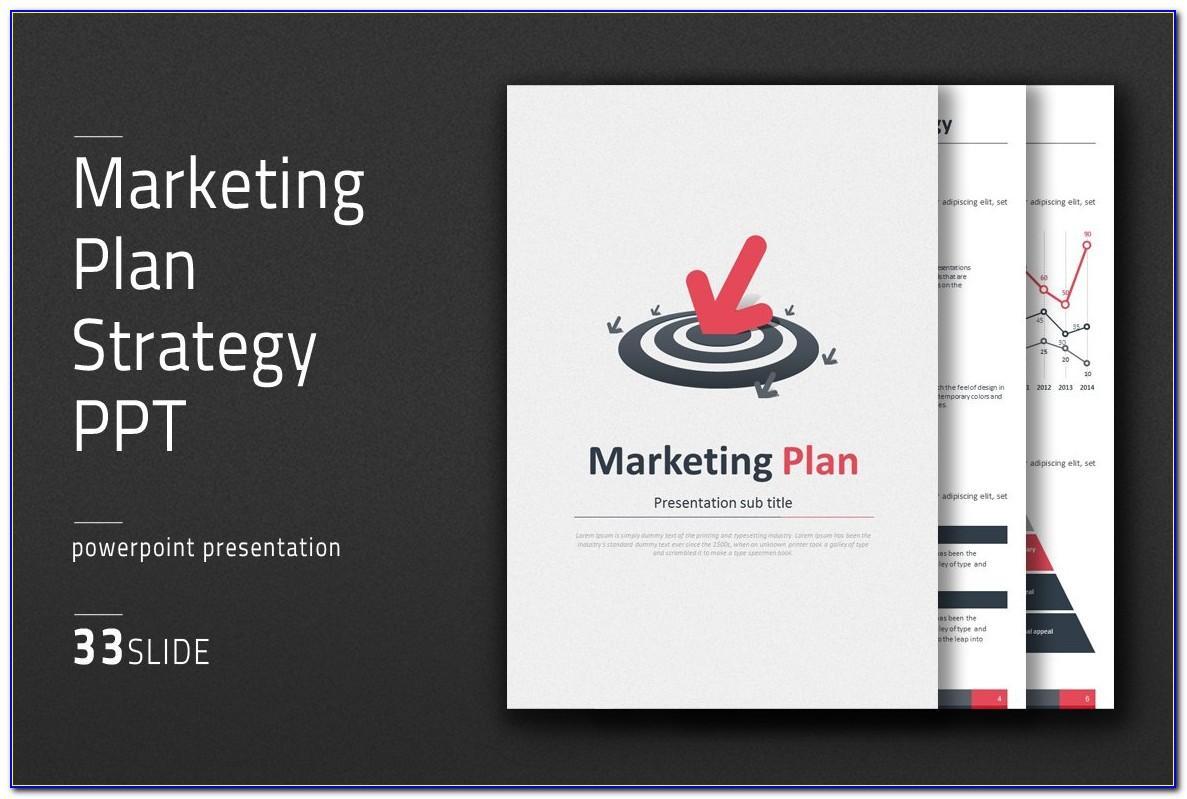 Marketing Plan Powerpoint Template Free