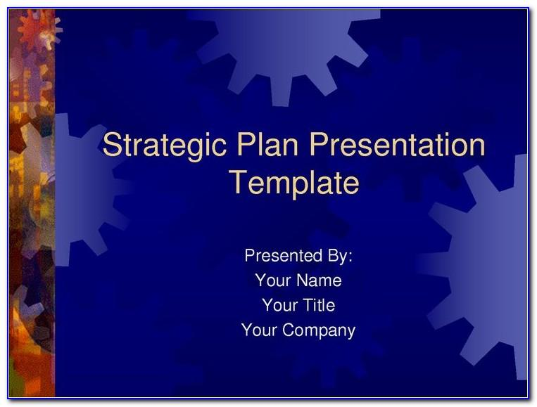 Marketing Plan Powerpoint Templates Free