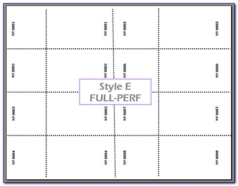 Printable Raffle Ticket Template (3)