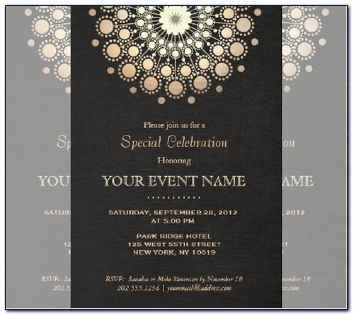 Prom Invitation Maker Free