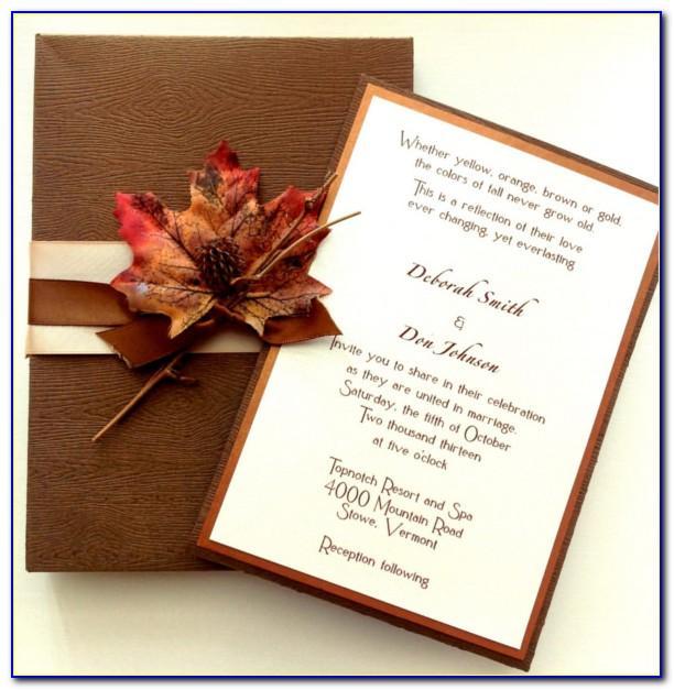 Reception Invitation Card Template
