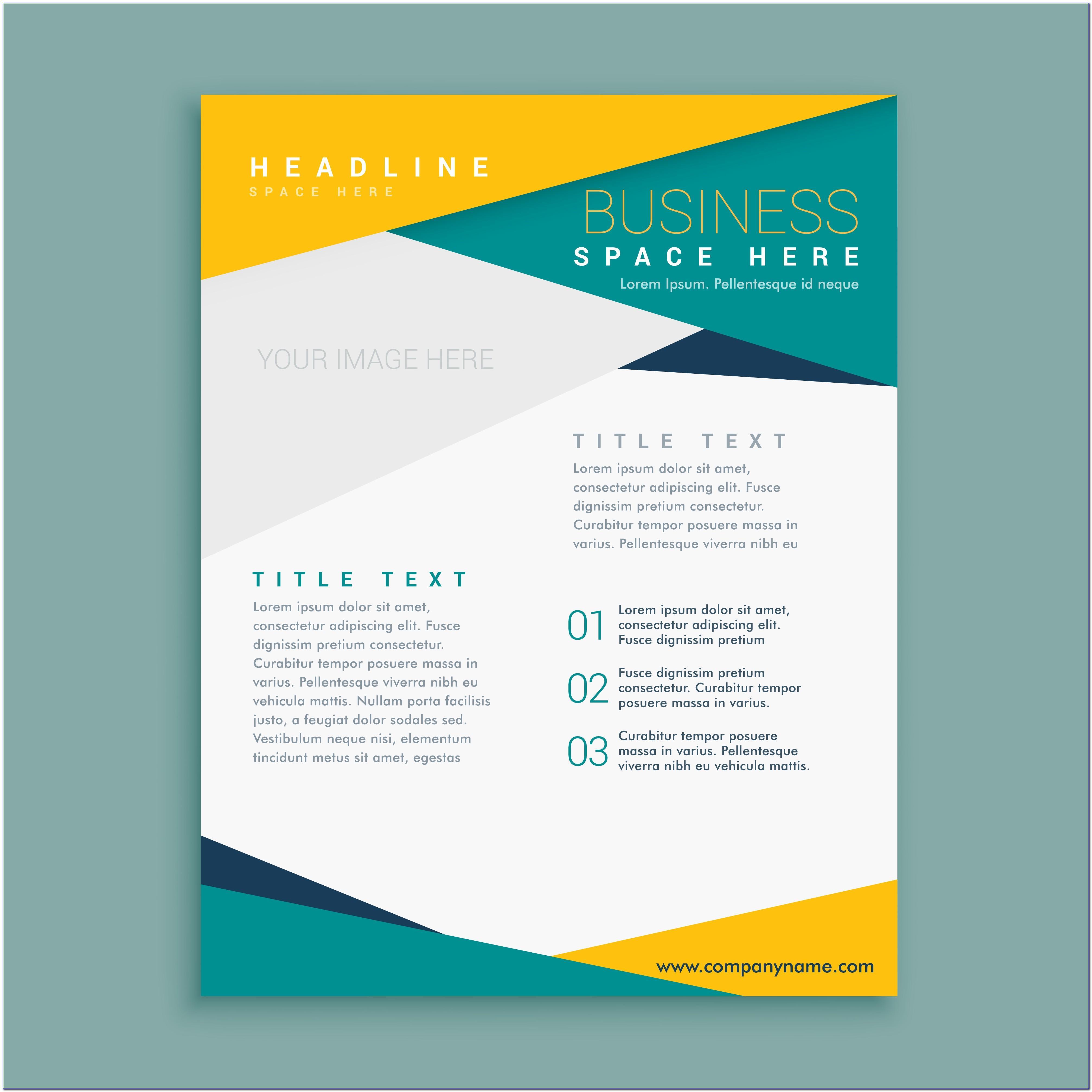 Sample Business Prospectus Template