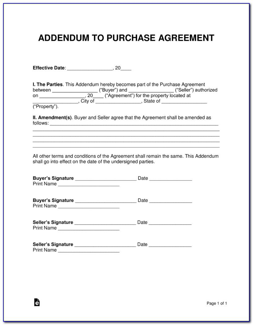 Seller Financing Agreement Template