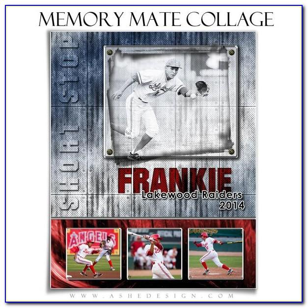 Sports Memory Mate Templates