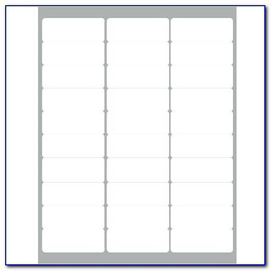 Staples Mailing Label Template 5160