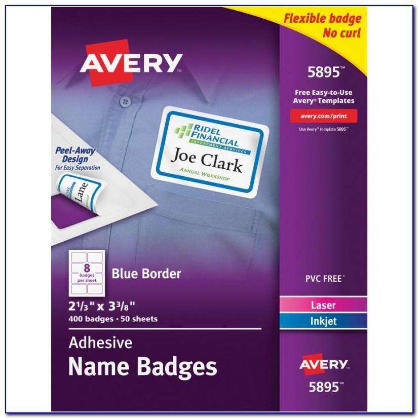 Staples White Address Labels Template 5160