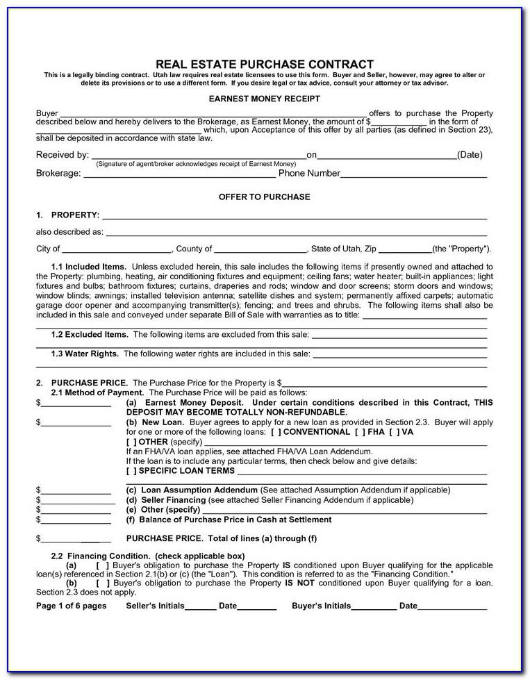 Stock Purchase Agreement Template Word