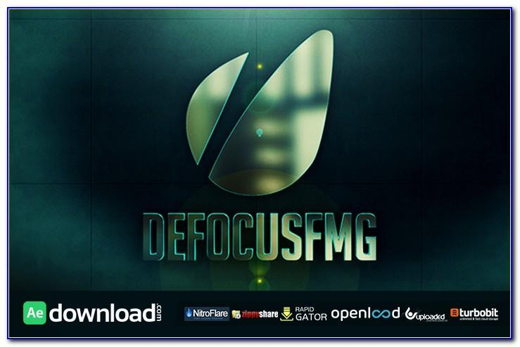 3d Logo After Effects Template Free Download