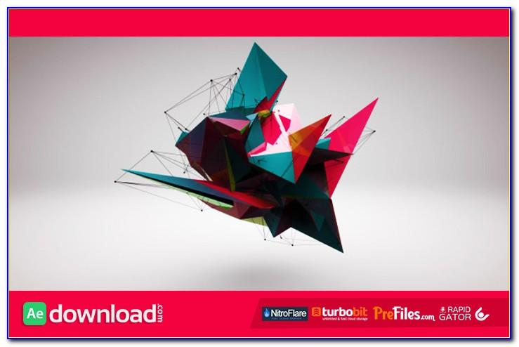 3d Logo Reveal After Effects Templates Motion Array