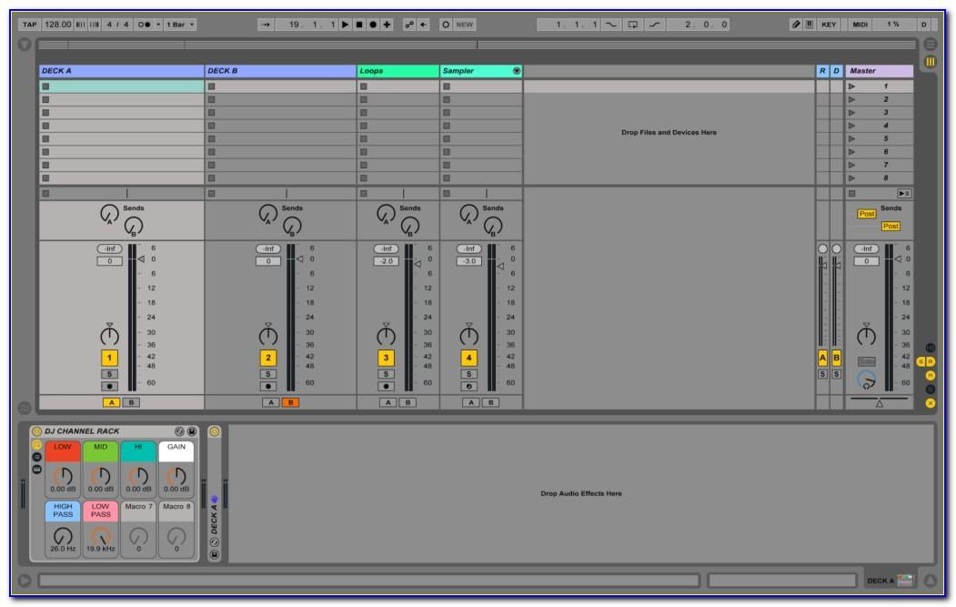 Ableton Live 9 Templates Free Download