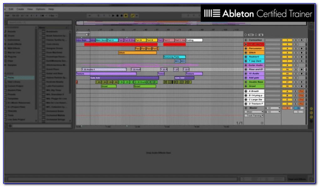 Ableton Live Templates Free