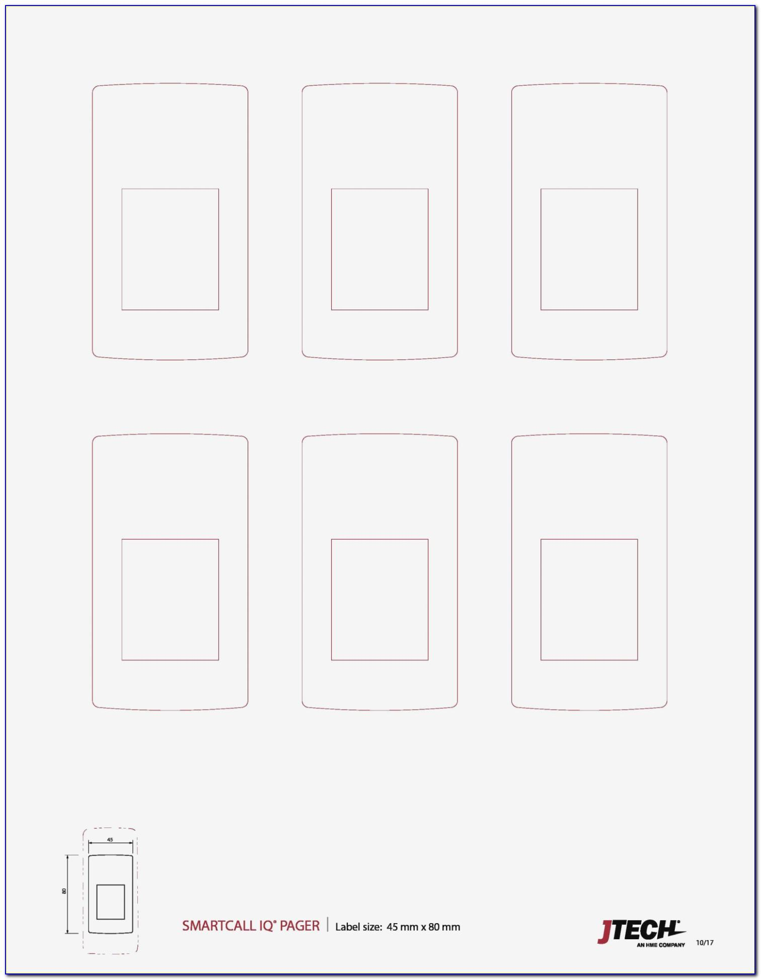 Avery 80 Labels Per Sheet Template