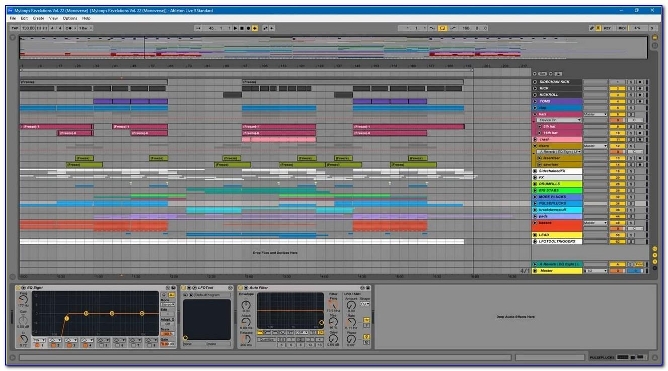 Best Ableton Live Templates