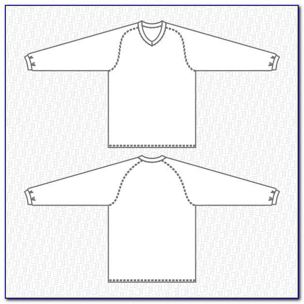 Bmx Jersey Design Template