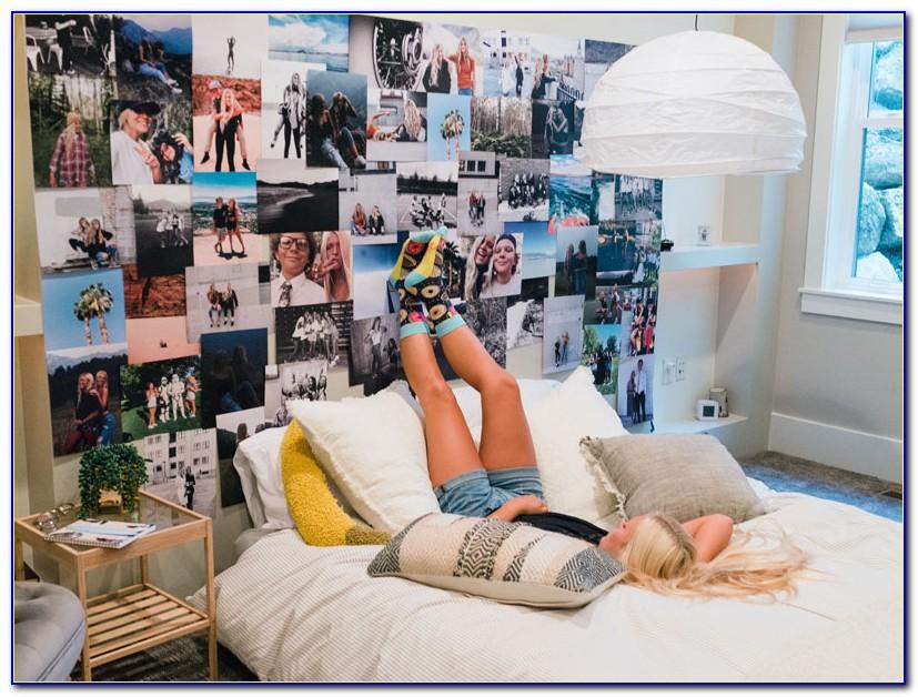 Canvas Wall Collage Template
