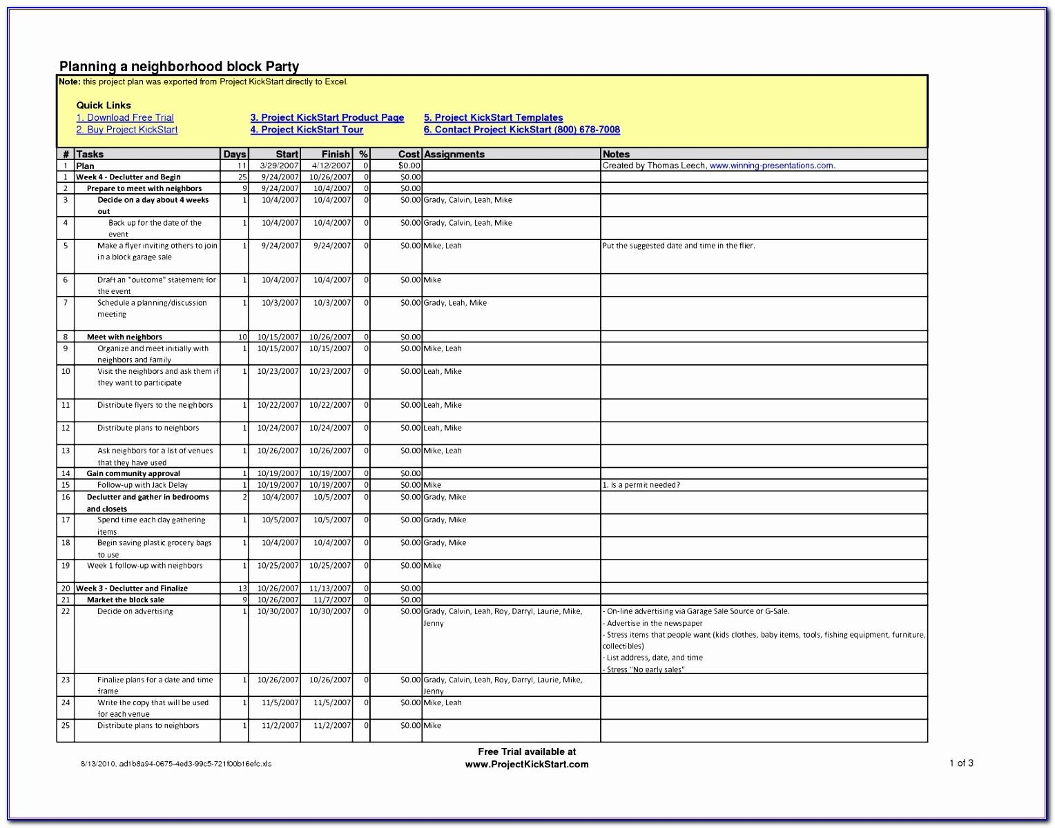Construction Project Payment Schedule Template Excel