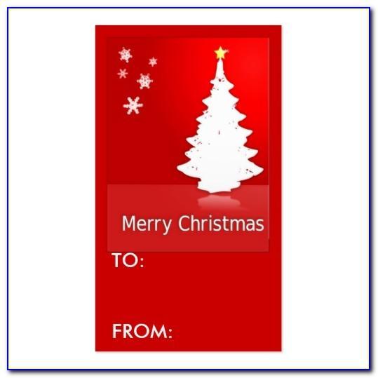 Corporate Christmas Card Templates