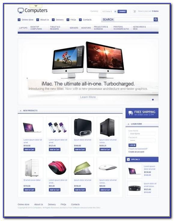 Desktop Supplies Templates