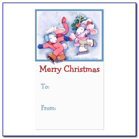 Free Company Christmas Card Templates