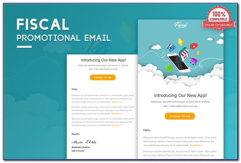 Free Email Marketing Templates Html