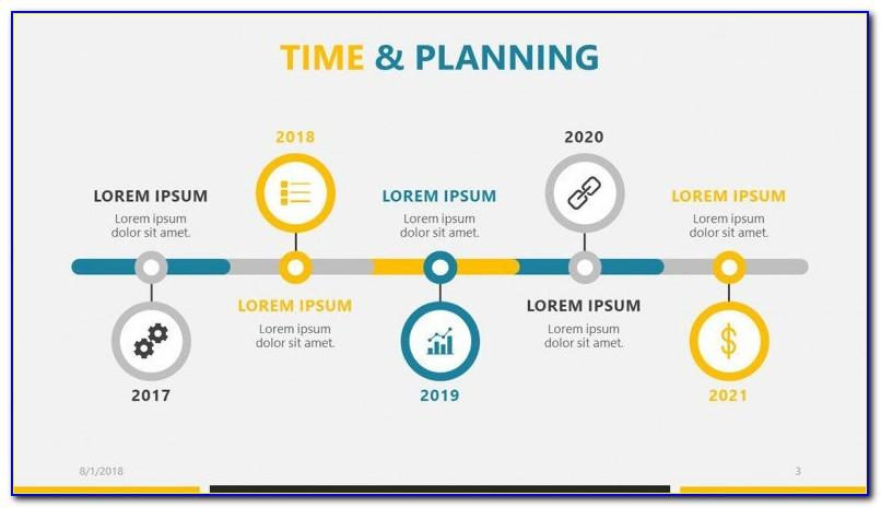 Free Roadmap Ppt Template Download