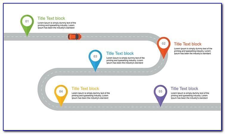 Free Roadmap Template Powerpoint Download