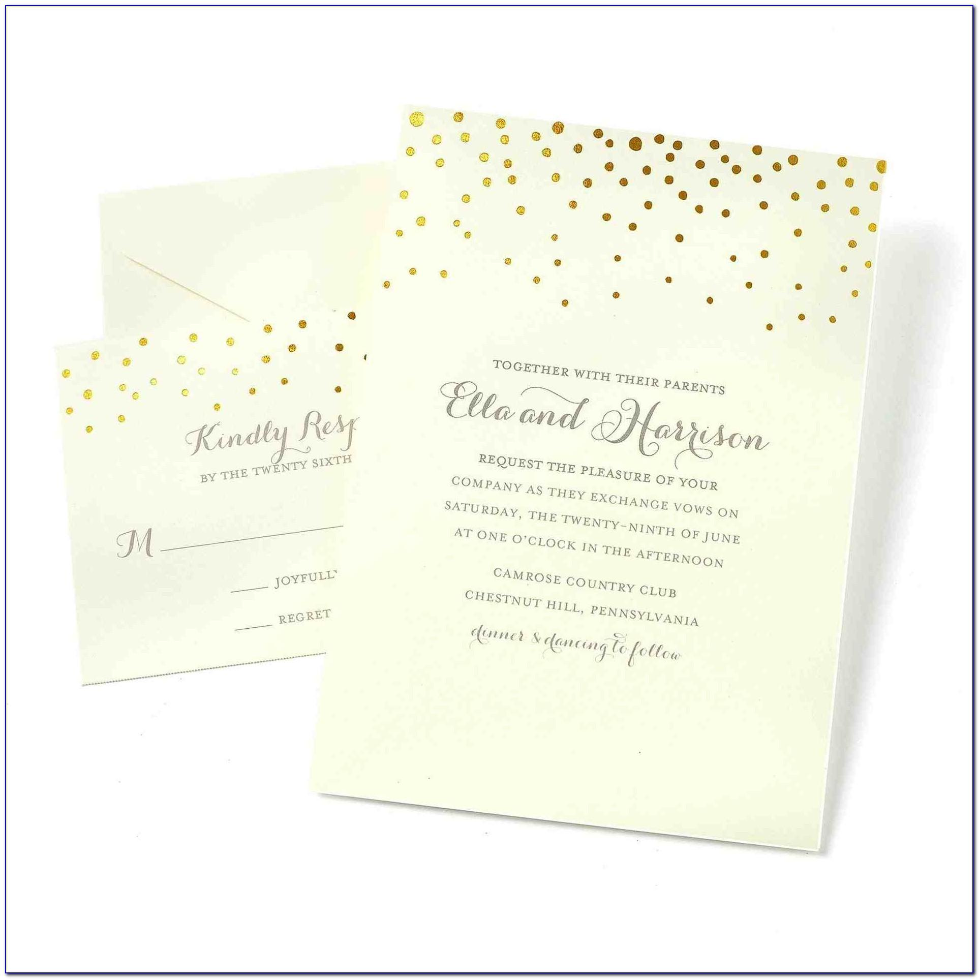 Gartner Studios Place Cards White & Silver Template