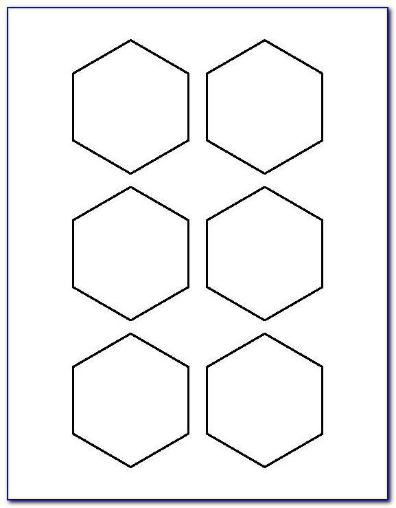 Hexagon Quilt Patterns Free