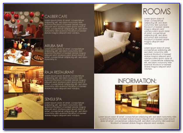 Hotel Flyers Templates Free Download