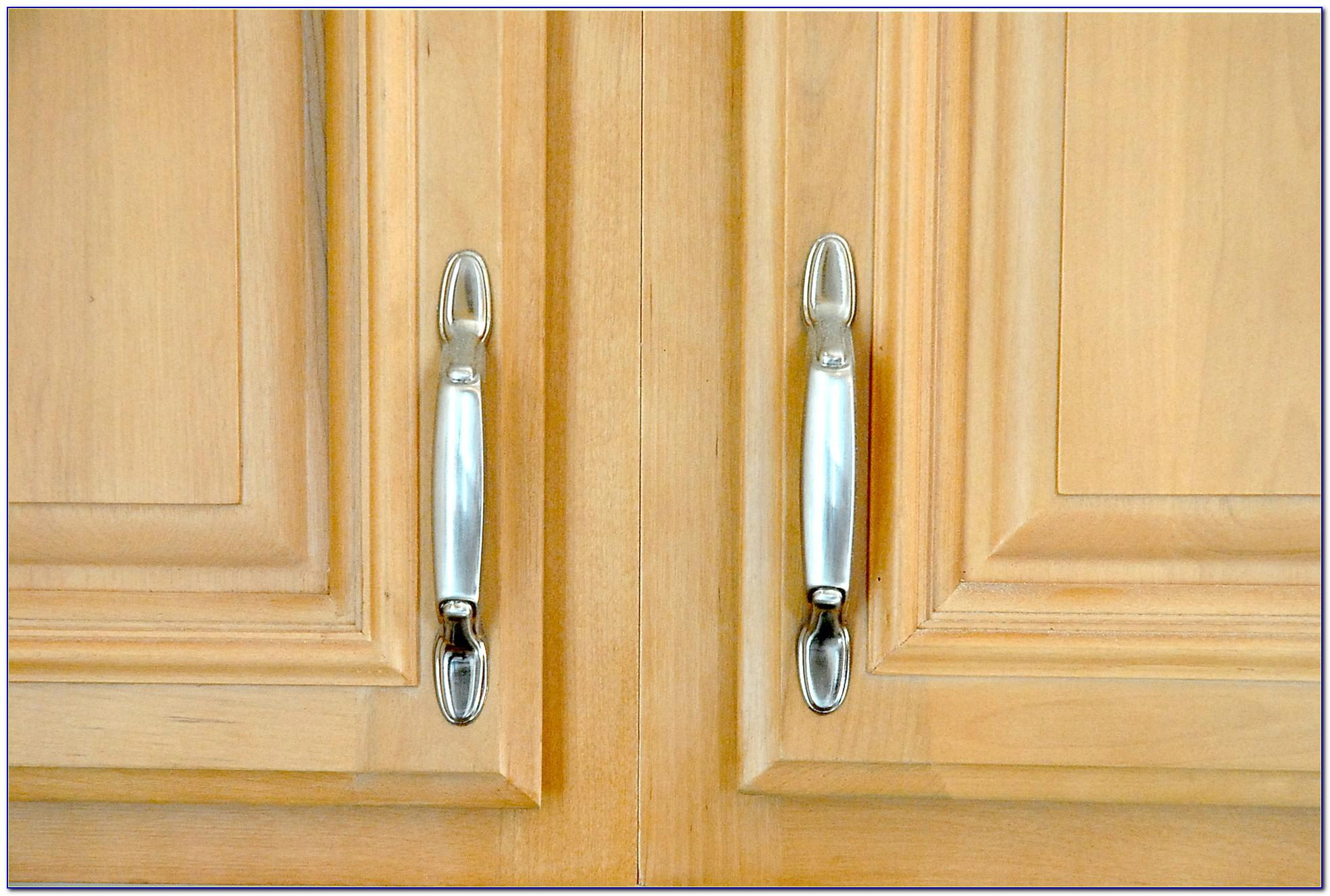 How To Make A Template For Installing Cabinet Handles