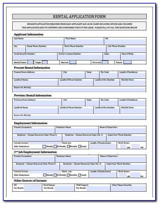 Lease Renewal Template Ny