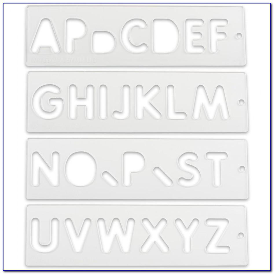 Letter Router Templates