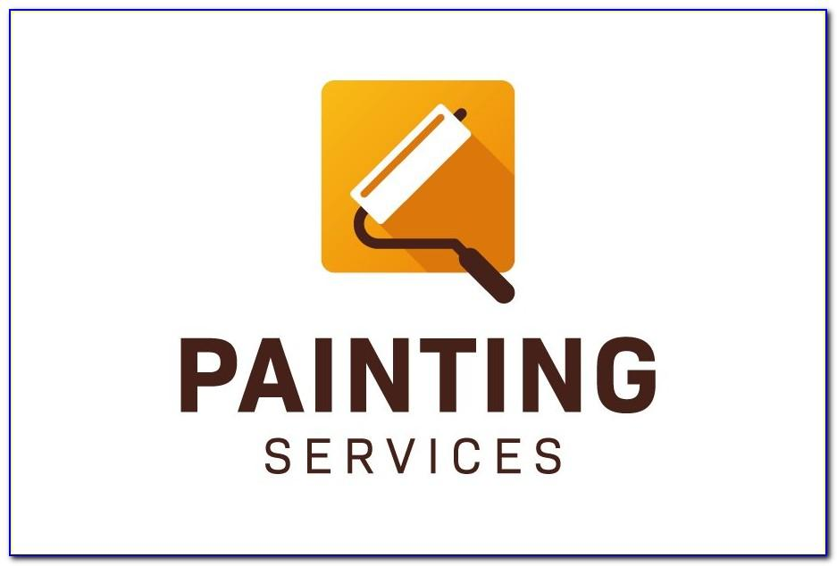 Painters Logo Templates