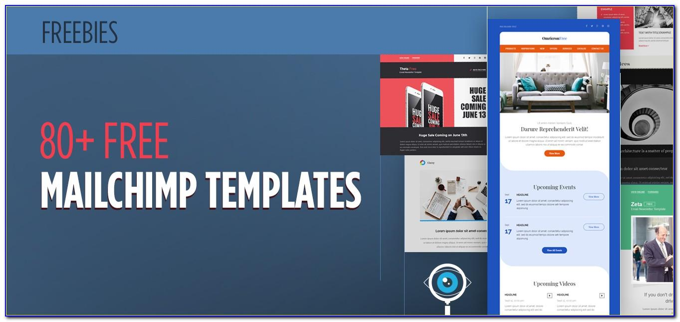 Templates Para Mailchimp Free