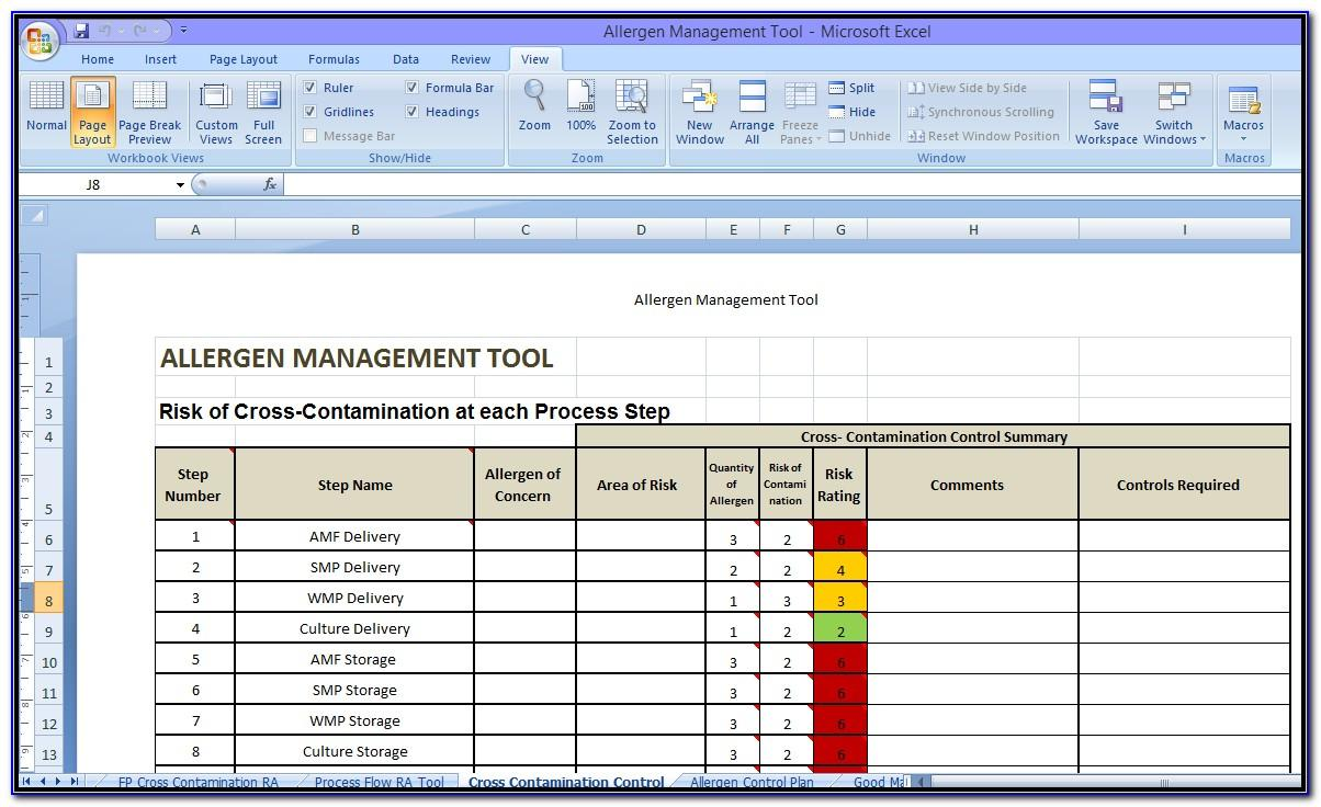 Vendor Risk Management Framework Template