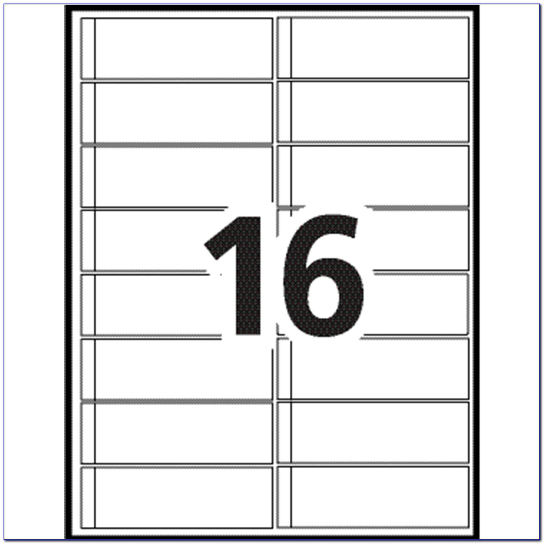 Avery 3 Column Address Labels Template