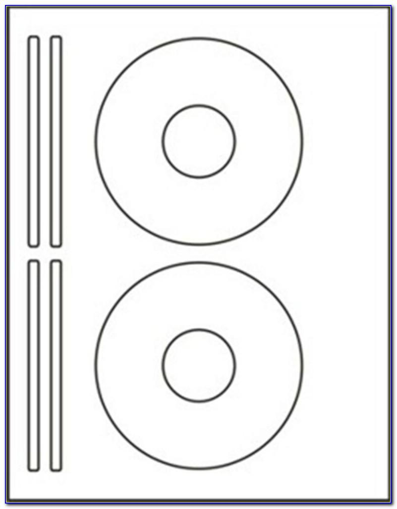 Avery Cd Labels Template 5692