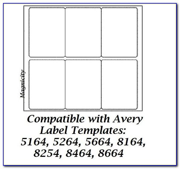 Avery Label 5264 Template Word
