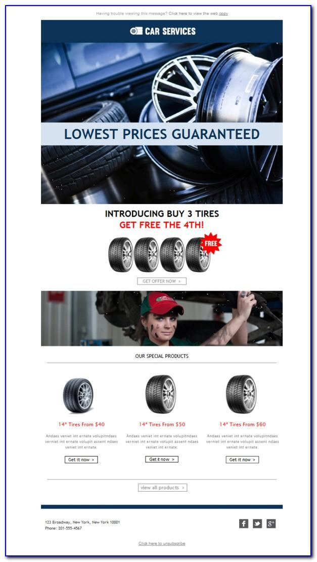 Best Car Dealership Email Templates
