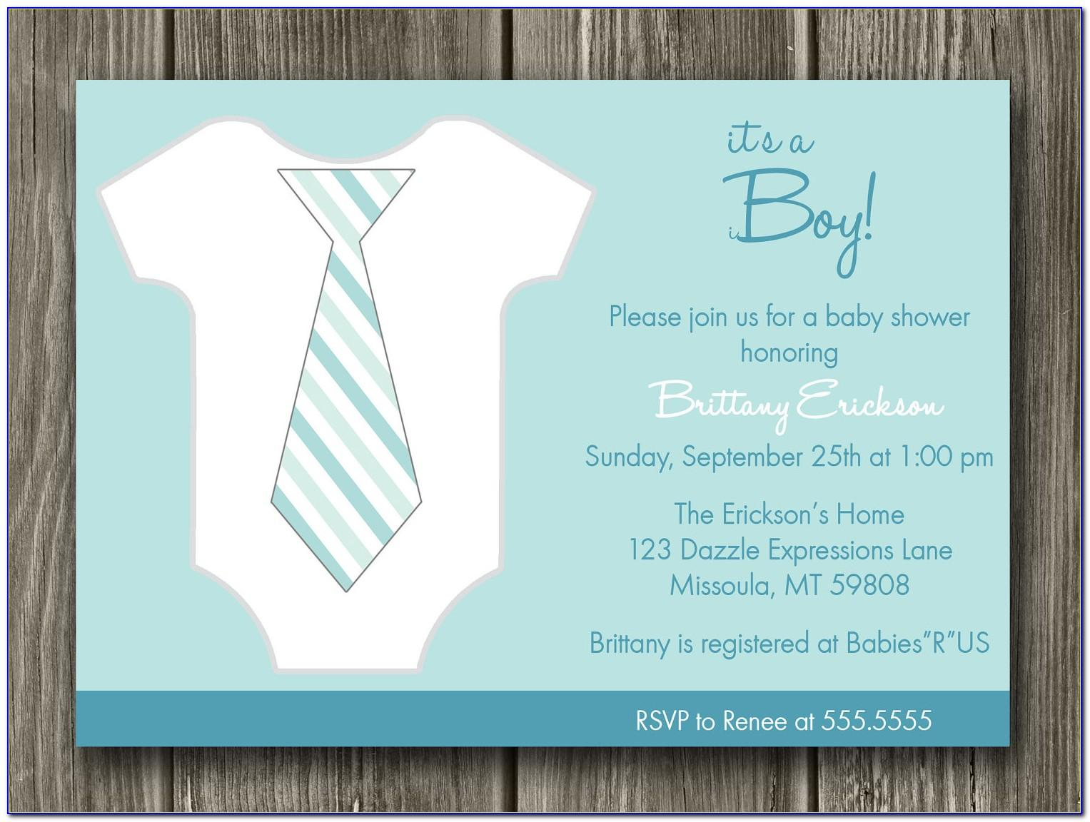 Child Dedication Invitation Template