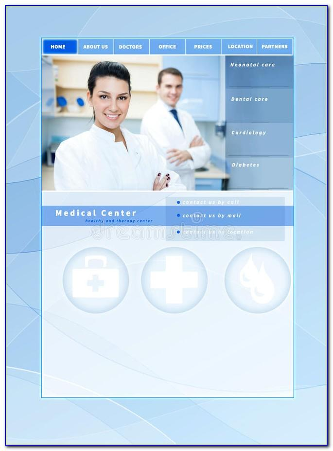 Clinic Website Templates Free Download
