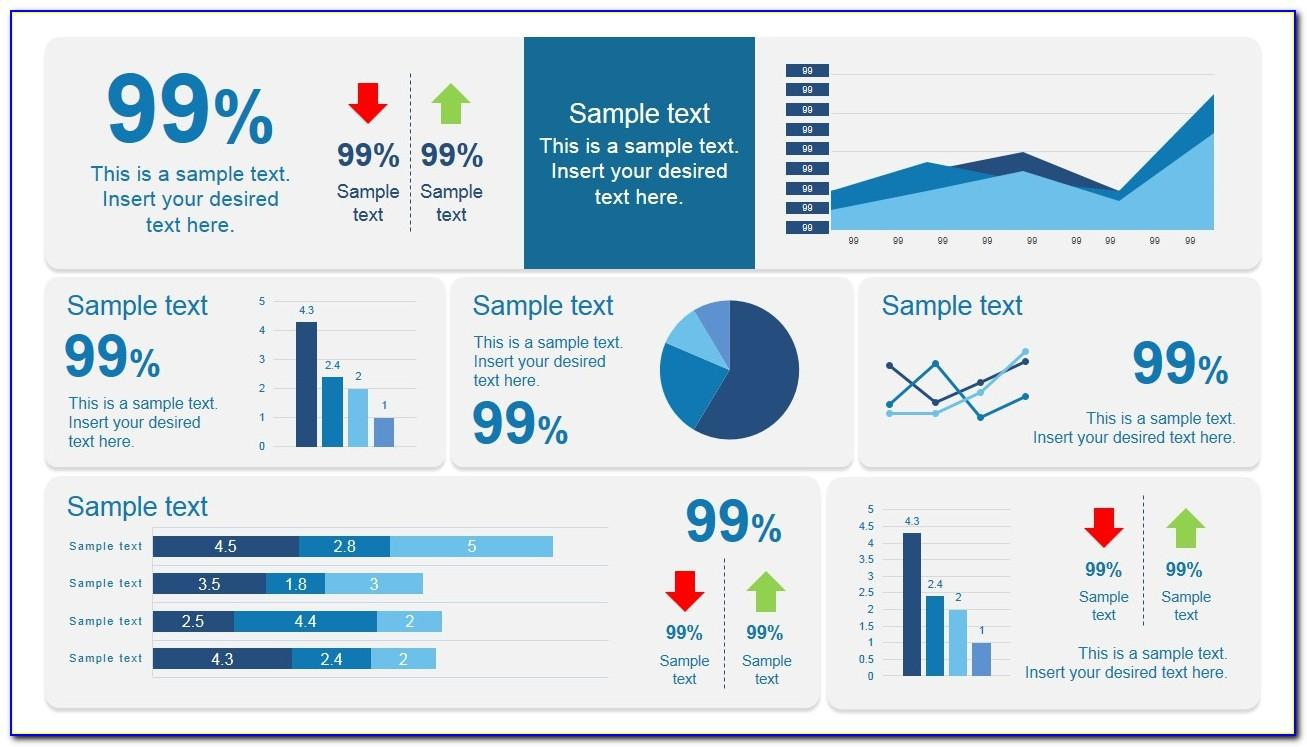 Dashboard Ppt Template Download
