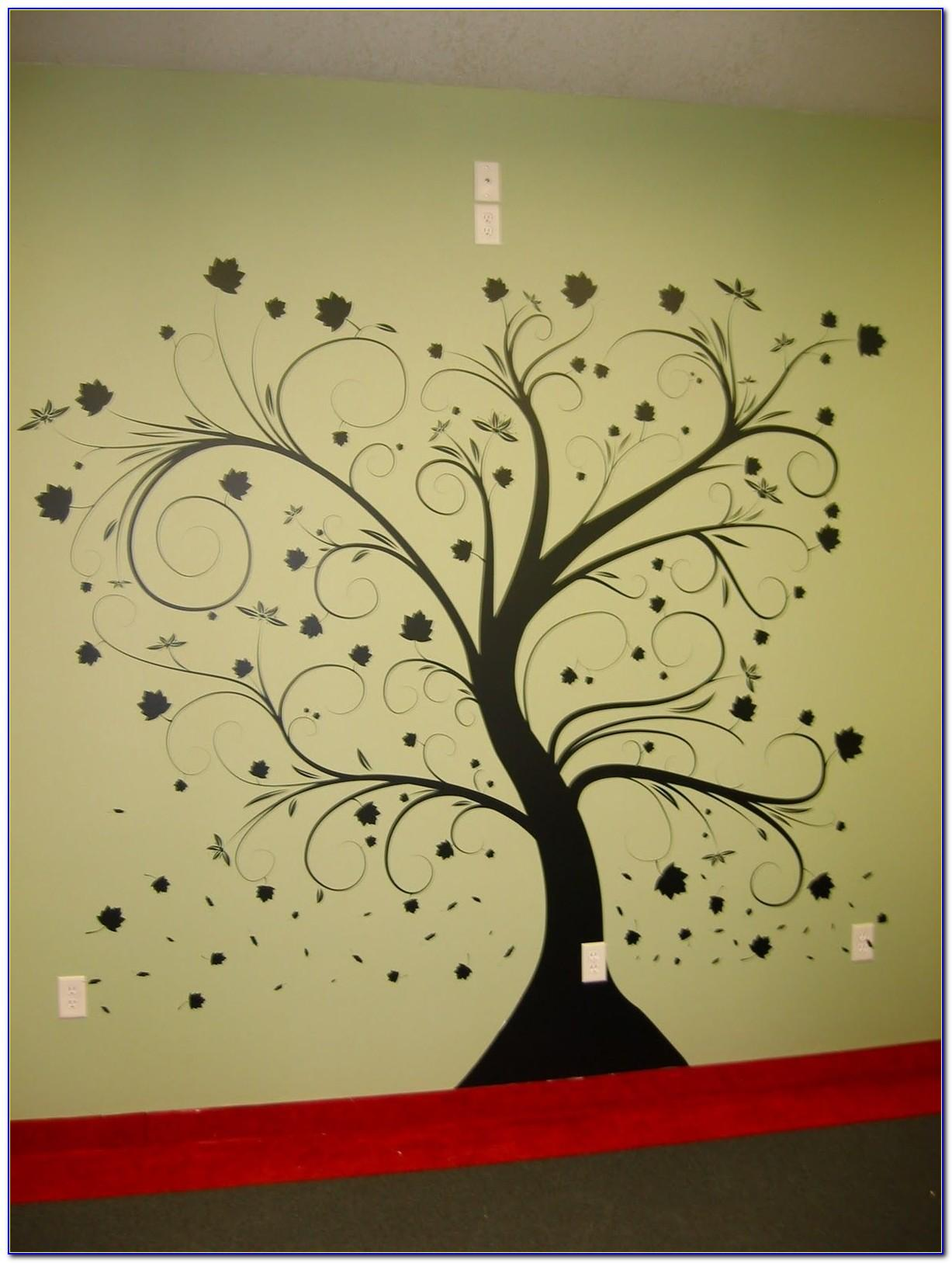 Different Designs For Painting Walls