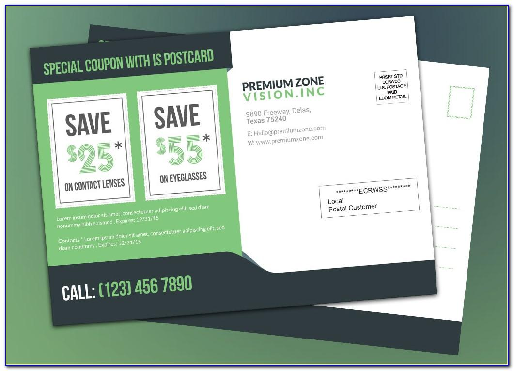 Direct Mail Flyer Template